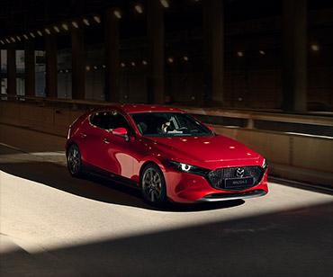 Mazda 3 und Mazda CX-30 Ausstattungspaket ohne Aufpreis