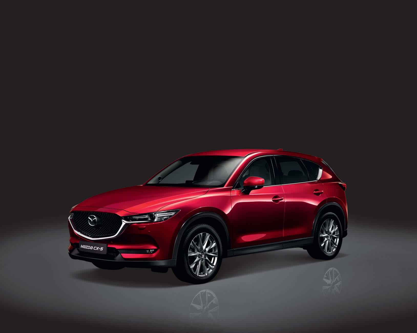 Mazda Cx-5 - Gp Auto Service - Mazda
