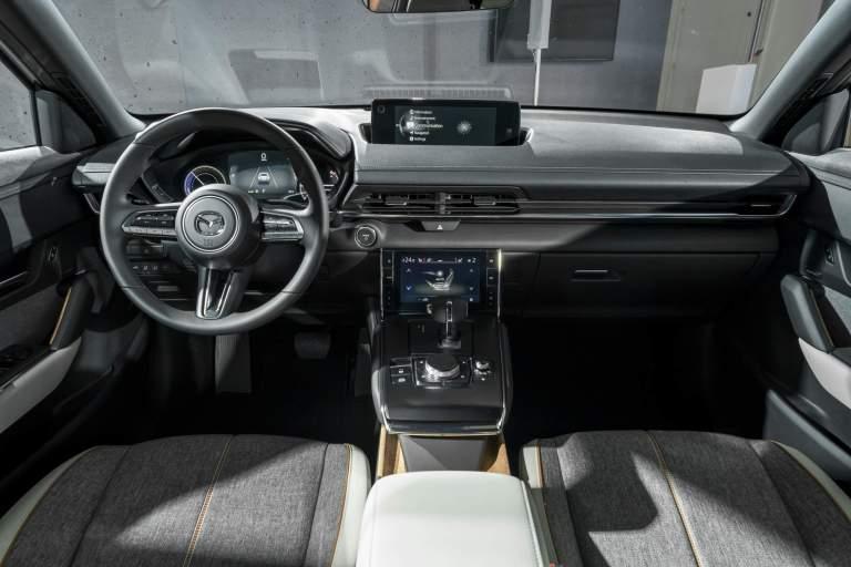 Mazda MX-30 Design Interior